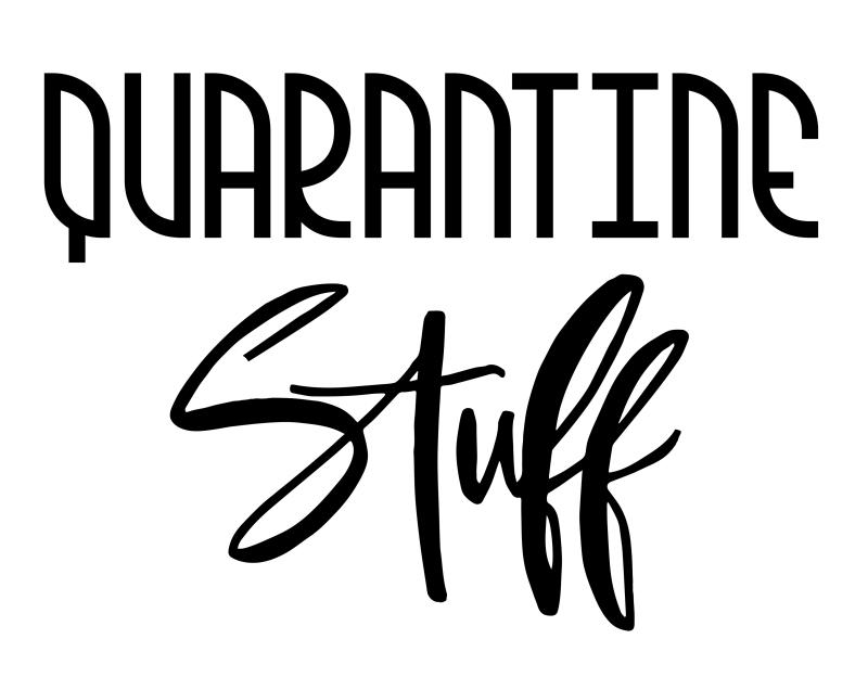 Quarantied stuff